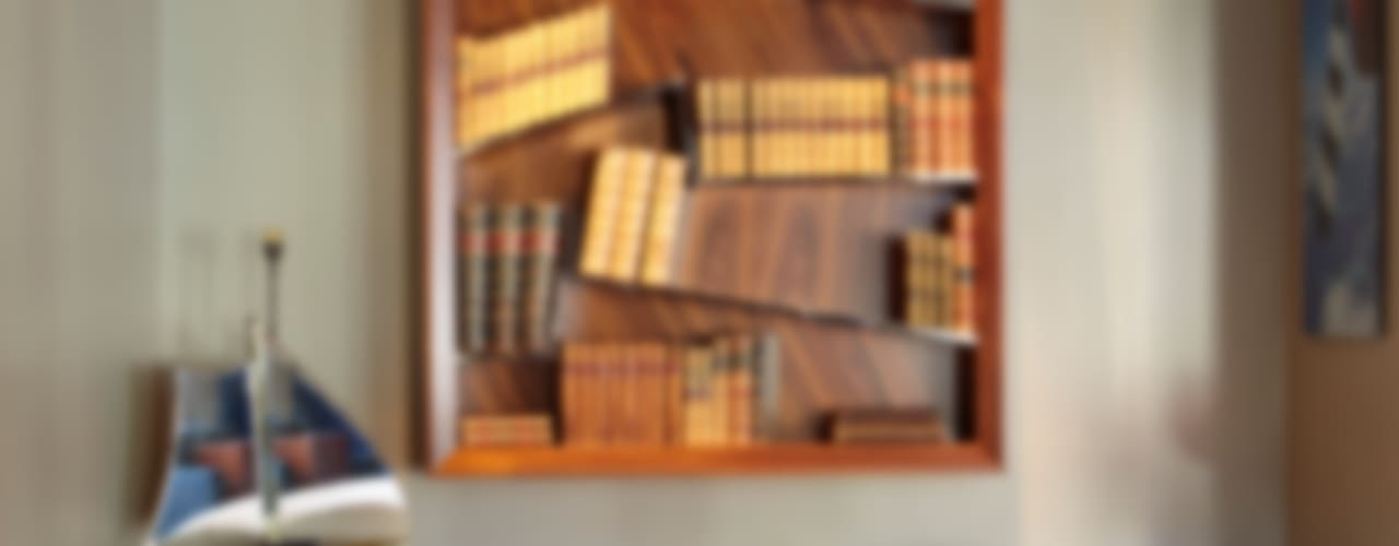 Santos Rosewood Bookshelf Gosling Ltd Living roomShelves