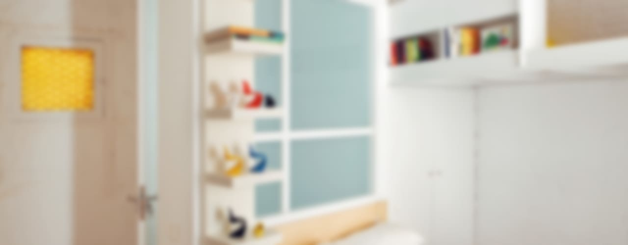 PISO SALVA46 Dormitorios de estilo moderno de Miel Arquitectos Moderno