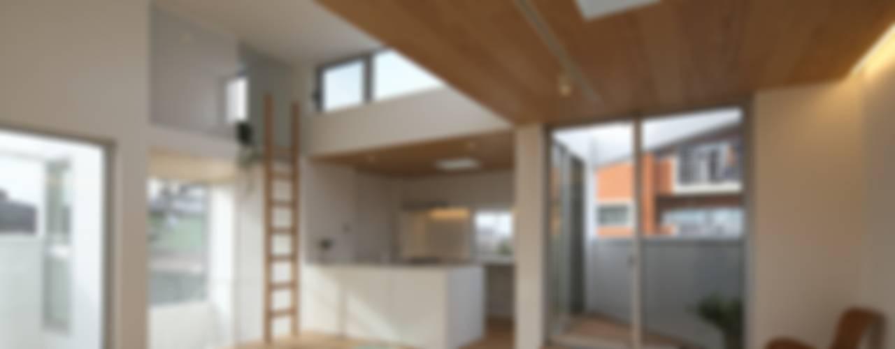 Projekty,  Domy zaprojektowane przez アトリエ スピノザ,
