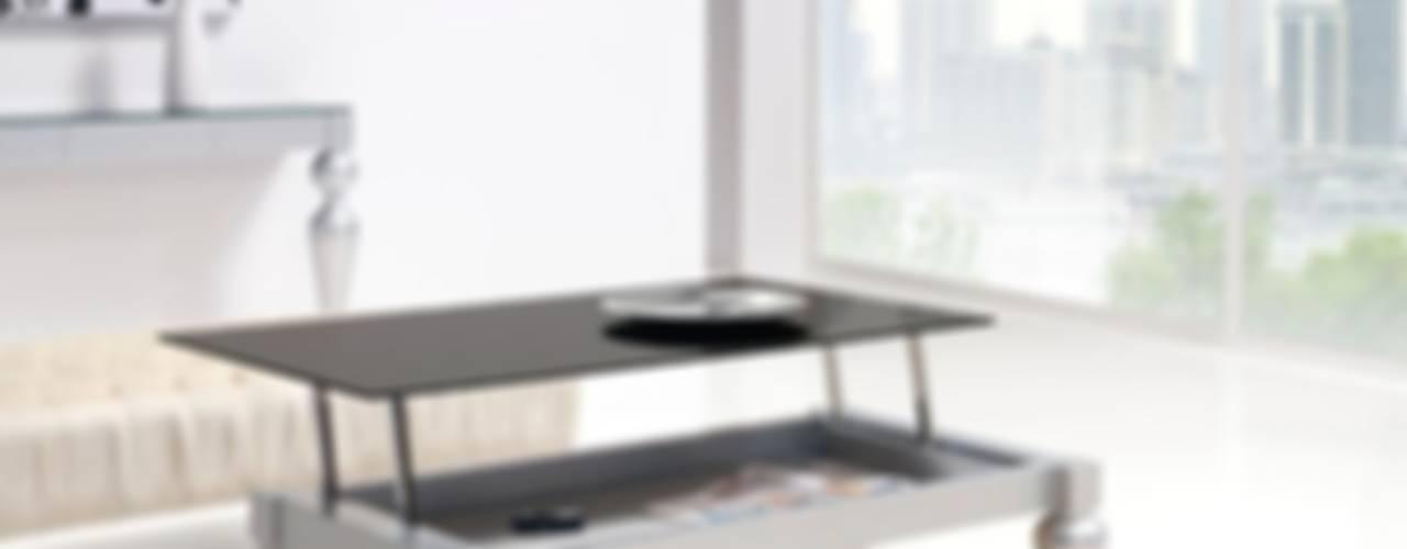 Mesas de centro modernas - Ámbar Muebles de Paco Escrivá Muebles Moderno