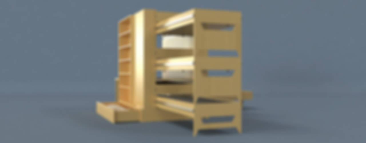 Dieci di Davide Conti Design Studio Moderno