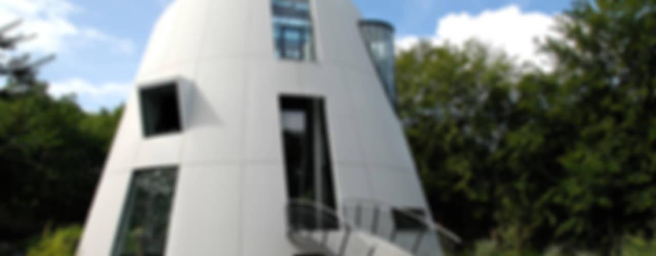 Villa Beekbergen Moderne huizen van Factor Architecten Modern