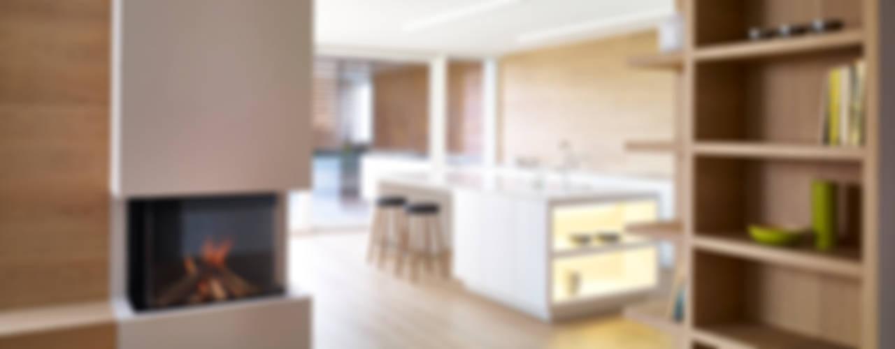 Cucina minimalista di homify Minimalista