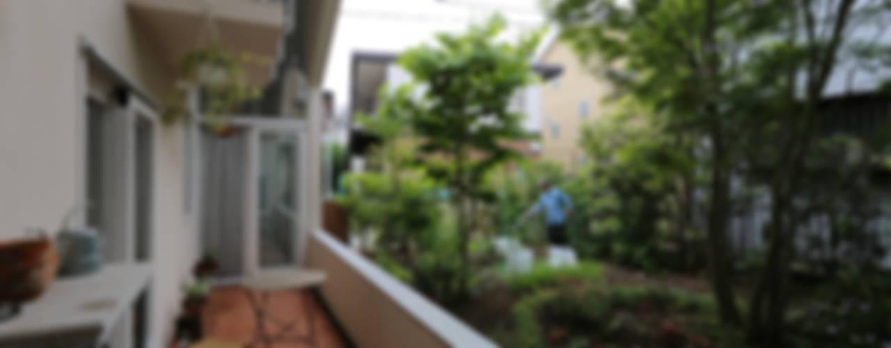 向陽ロッジアハウス: KONNOが手掛けた家です。