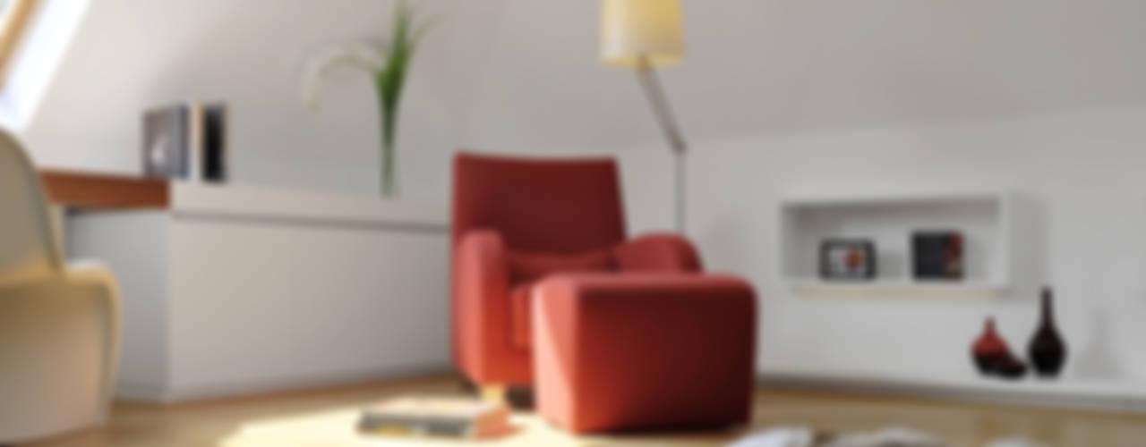 Quartos modernos por KPLUS KONZEPT GMBH Moderno