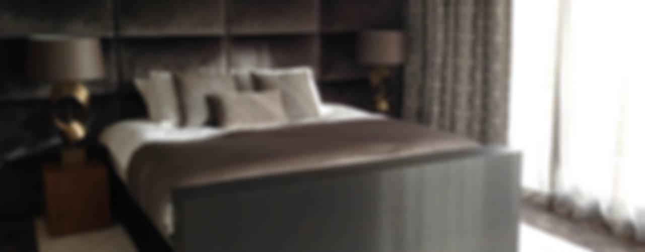 Kamar Tidur oleh choc studio interieur, Modern