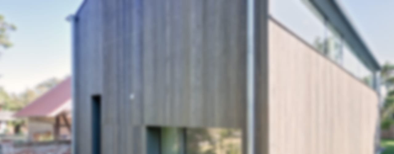 Maisons modernes par Möhring Architekten Moderne