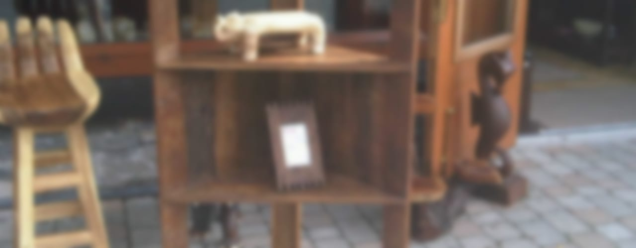 Acacia/Teak Furniture por Mango Crafts Rústico