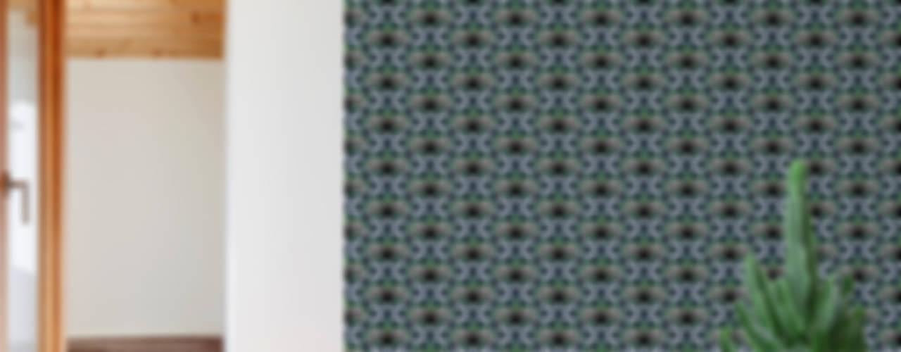 MUES design Parede e pisoPapel de parede