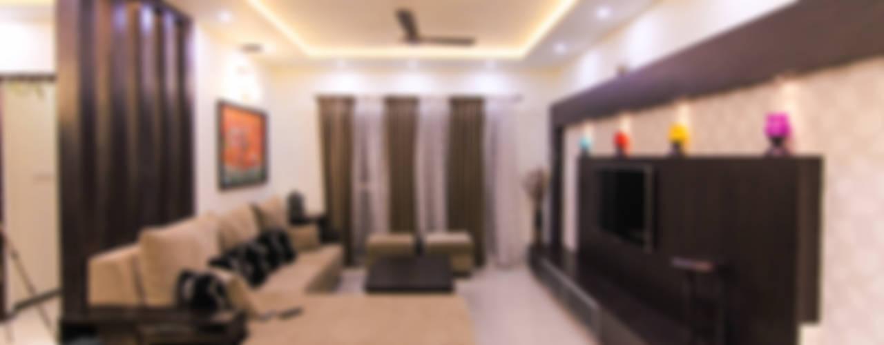 Mediterranean style living room by homify Mediterranean