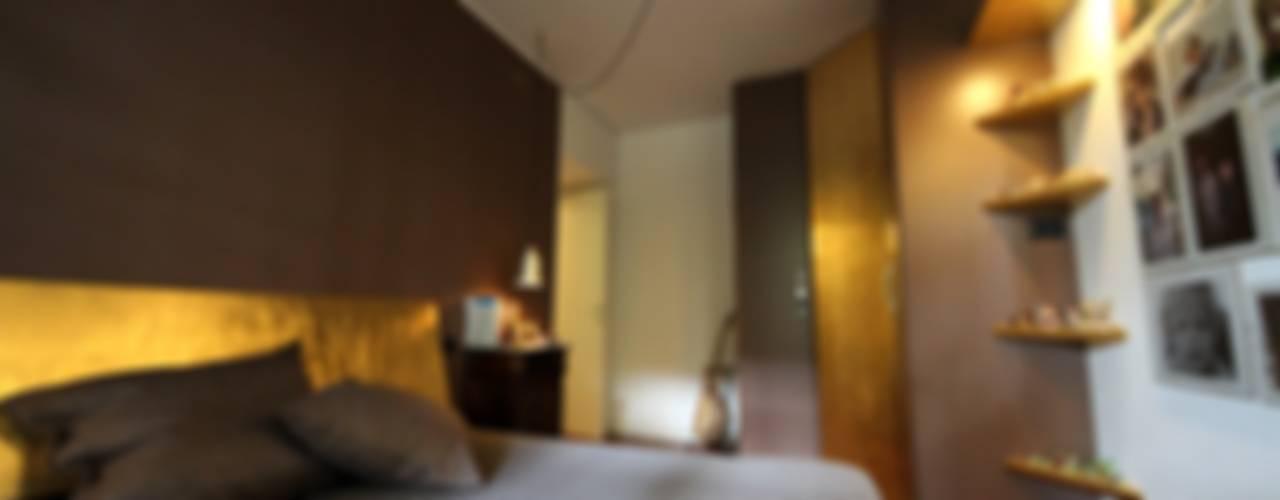 غرفة نوم تنفيذ Falegnameria Ferrari