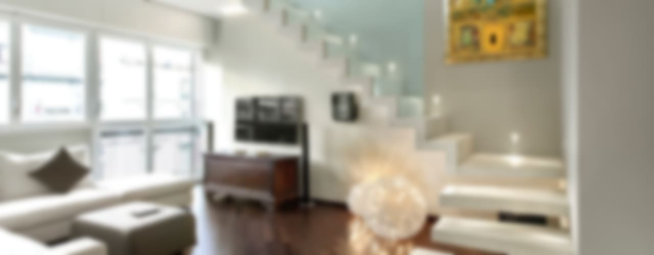 Living room by studiodonizelli