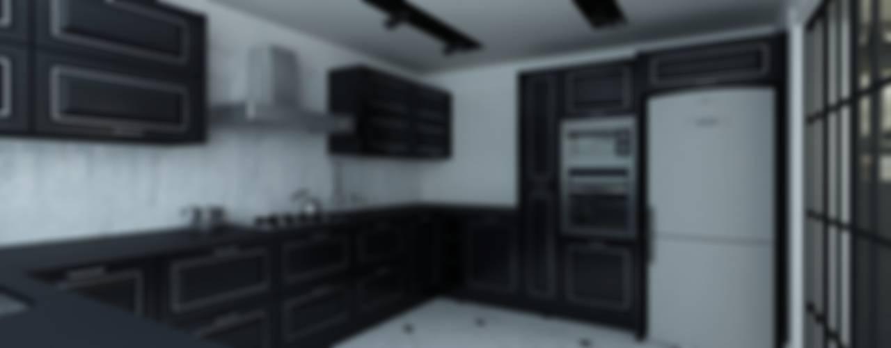 مطبخ تنفيذ Niyazi Özçakar İç Mimarlık, إنتقائي