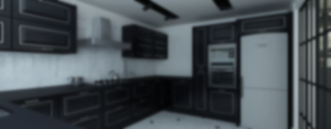 مطبخ تنفيذ Niyazi Özçakar İç Mimarlık