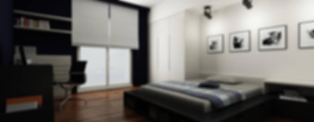 M.A. EVİ Modern Çocuk Odası Niyazi Özçakar İç Mimarlık Modern