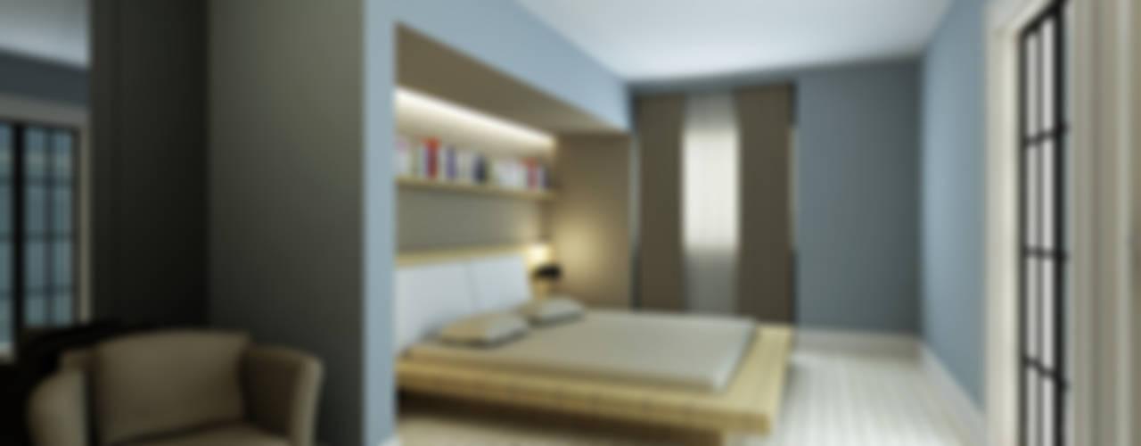 Chambre moderne par Niyazi Özçakar İç Mimarlık Moderne