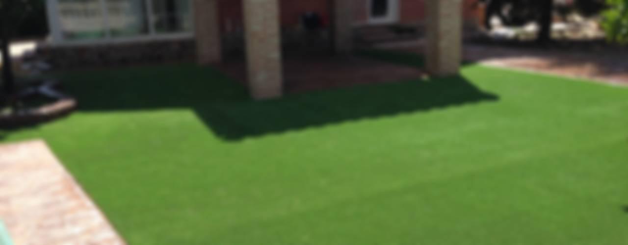 Allgrass Solutions Jardines de estilo moderno