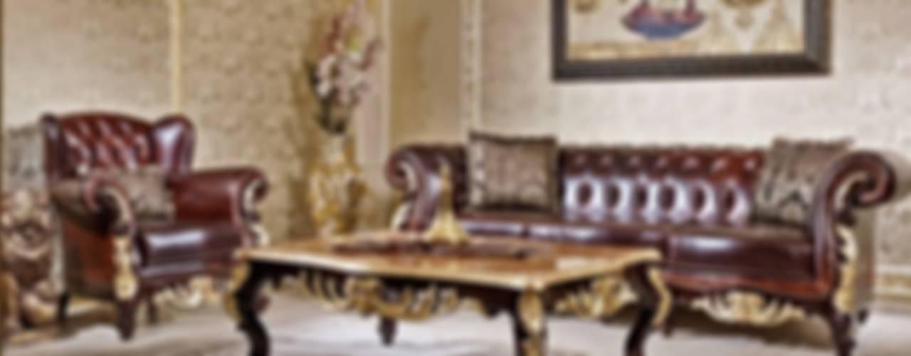 Wohnzimmer von Asortie Mobilya Dekorasyon Aş.