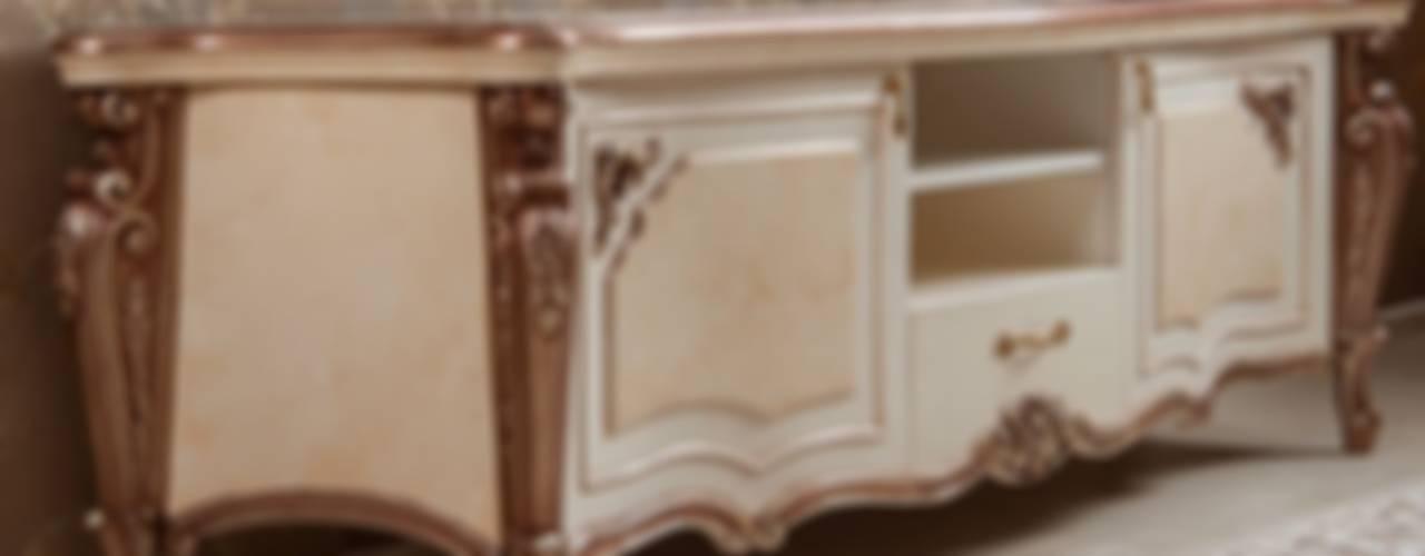 MİHRACE TV ÜNİTESİ Asortie Mobilya Dekorasyon Aş. Klasik