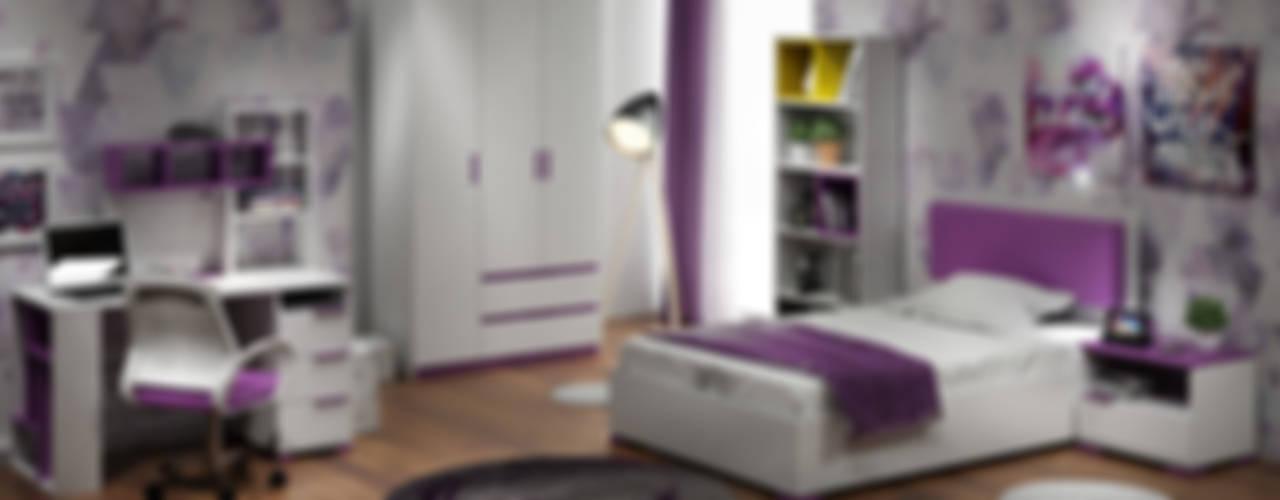 Modern Çocuk Odası homify Modern