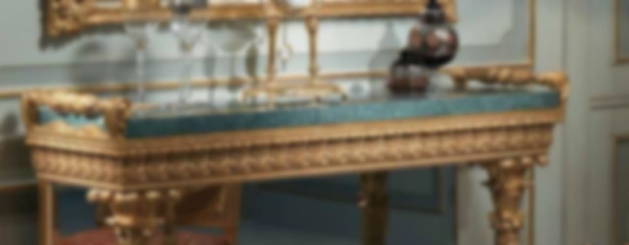 AYNA Klasik Koridor, Hol & Merdivenler Asortie Mobilya Dekorasyon Aş. Klasik