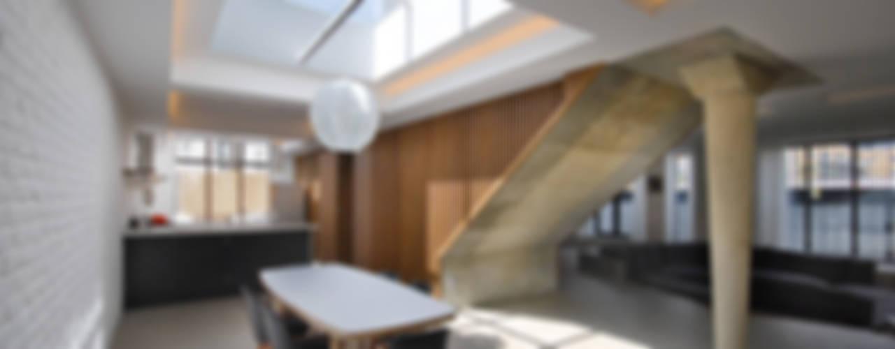 The Gables Comedores modernos de Patalab Architecture Moderno