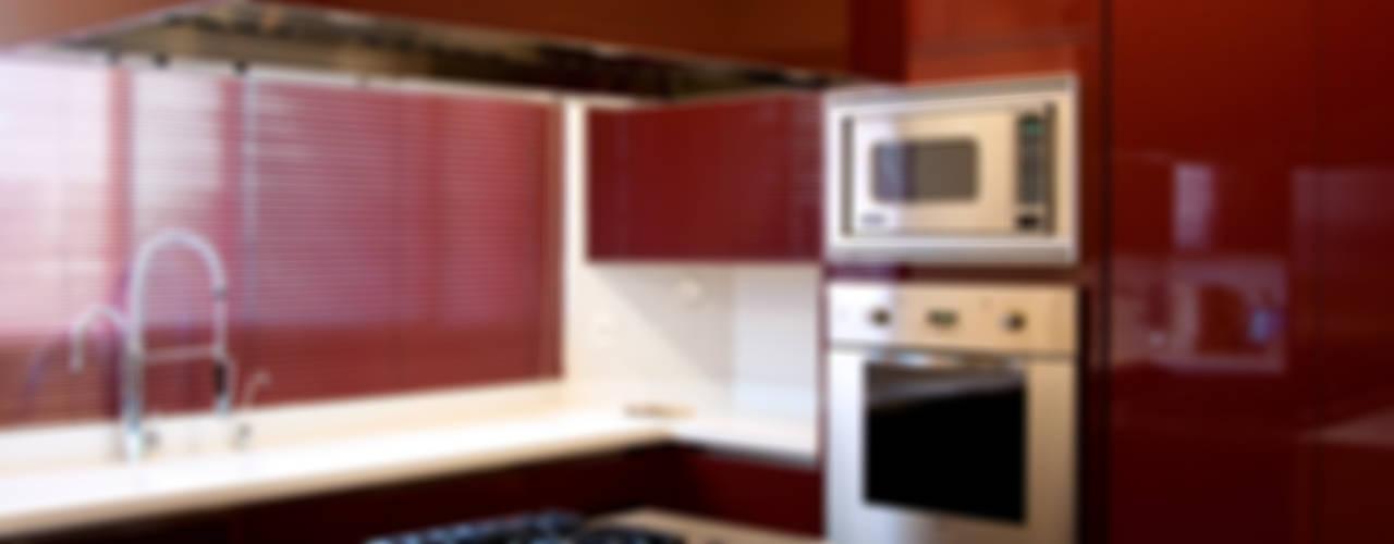 Brunete Fraccaroli Arquitetura e Interiores Kitchen