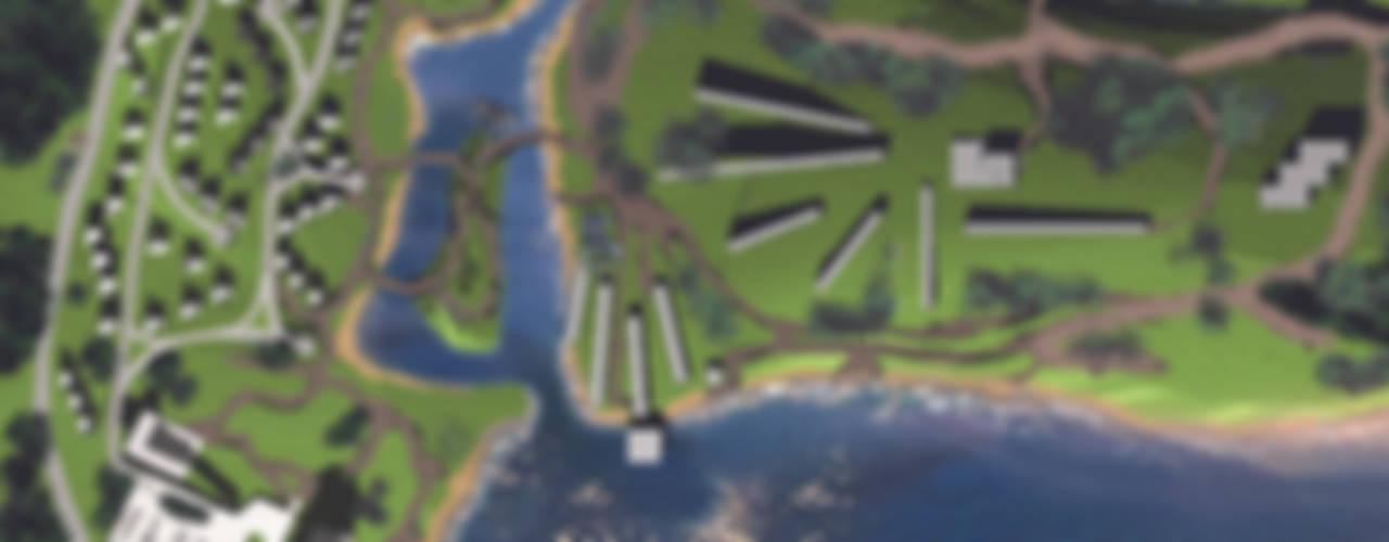 Alaçatı Teknopark Projesi Modern Sergi Alanları Metin Hepgüler Modern