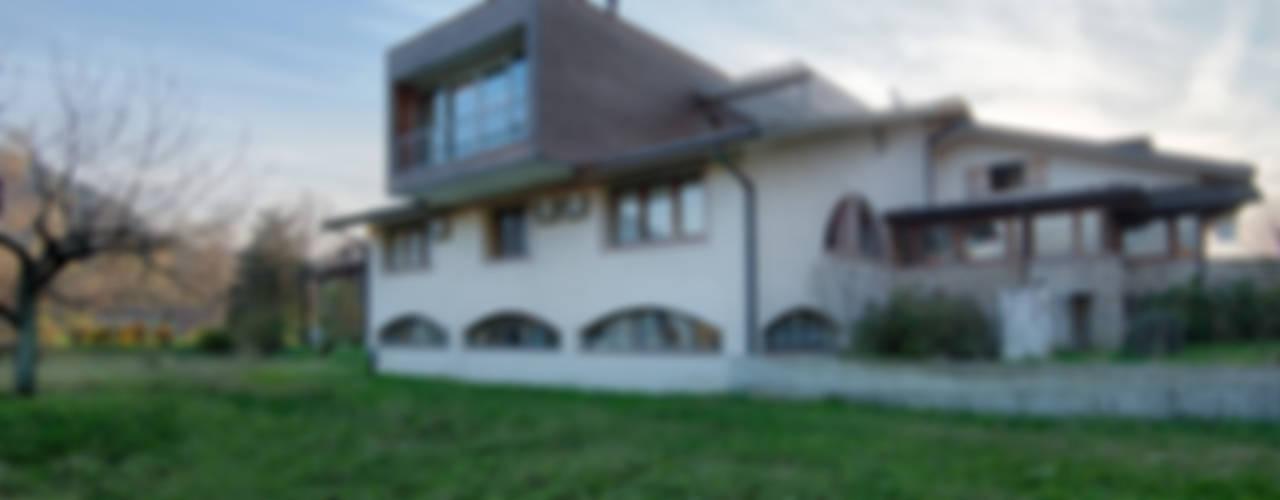 Nowoczesne domy od Daniele Menichini Architetti Nowoczesny