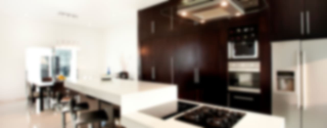 Cocinas de estilo  por Arturo Campos Arquitectos