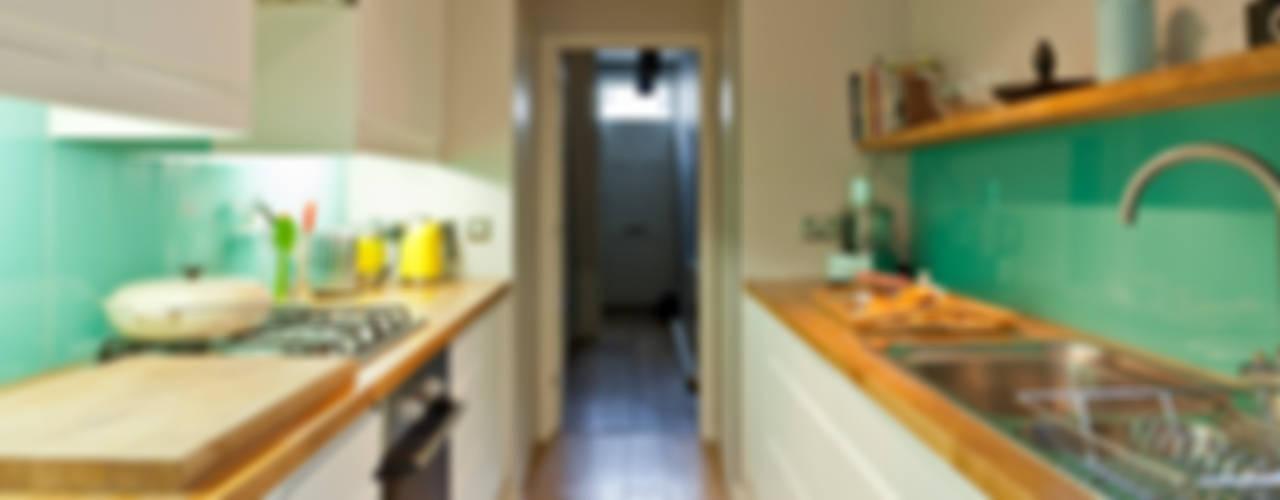 House remodelling in South Bristol Cuisine moderne par Dittrich Hudson Vasetti Architects Moderne