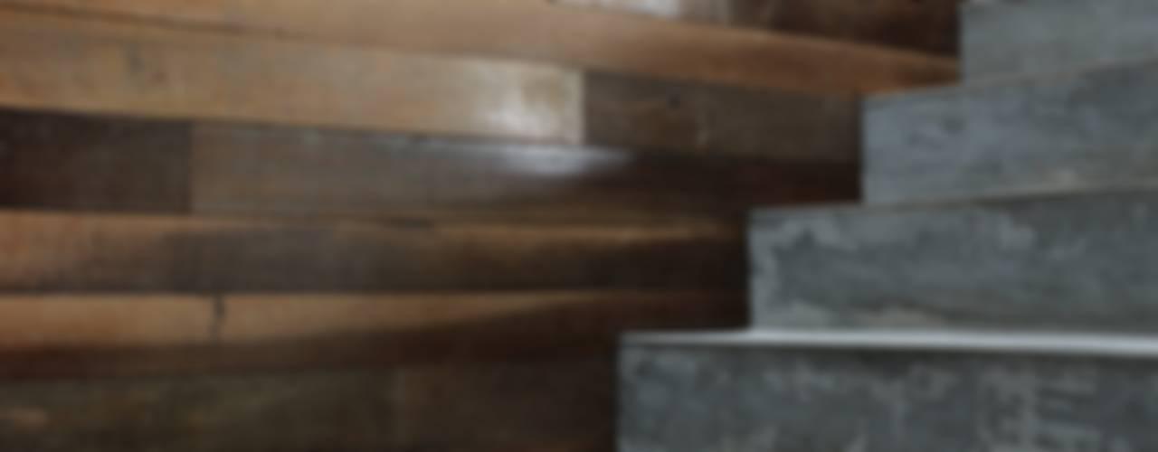 ZAAV-Casa-Interiores-1342 Corredores, halls e escadas minimalistas por ZAAV Arquitetura Minimalista