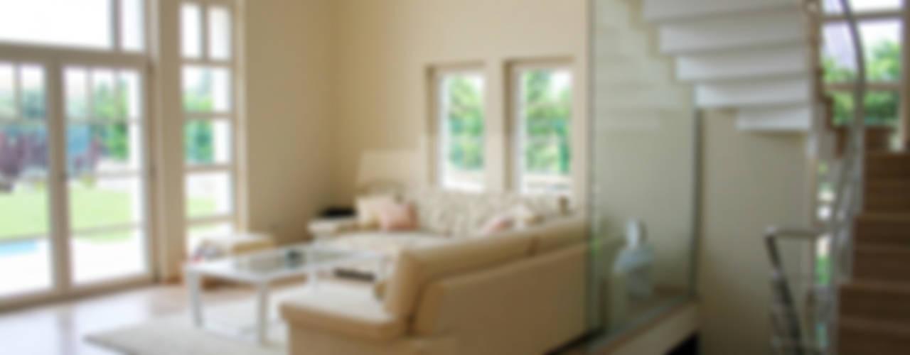 5 dakika Deneyim Tasarımı / Experience Design – 5 dakika - Mekansal Hizmetler :  tarz Oturma Odası