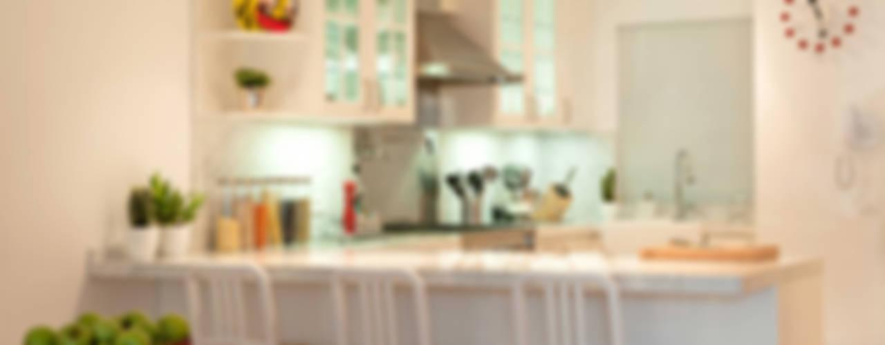 Cuisine de style  par homify, Moderne