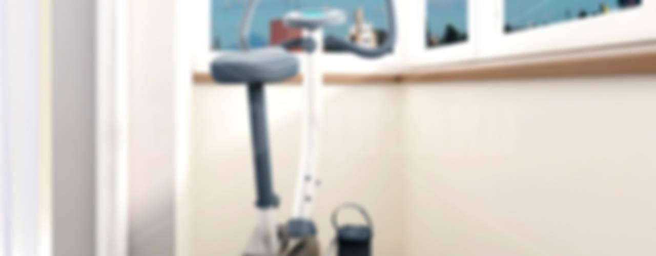 дизайн интерьера трехкомнатной квартиры: Tерраса в . Автор – СТРОЙДИЗАЙН