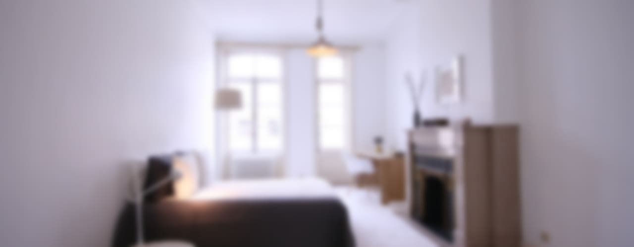 BRUSSELS HOME STAGING:  Schlafzimmer von edit home staging