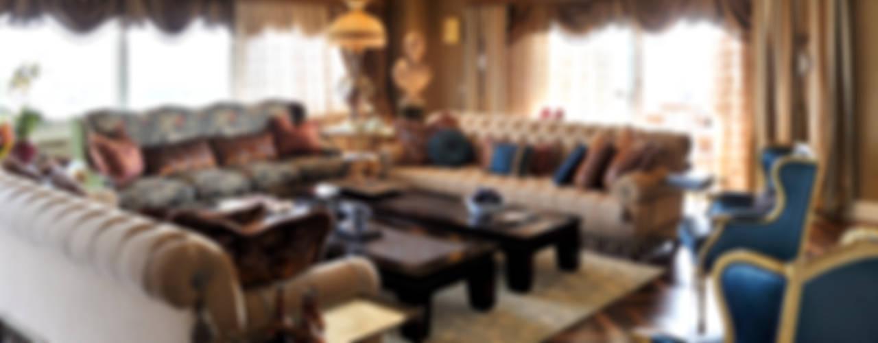 homify: klasik tarz tarz Oturma Odası