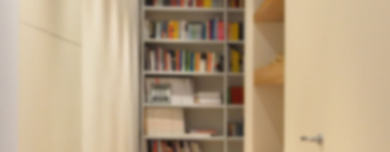 Рабочий кабинет в стиле минимализм от ministudio architetti Минимализм