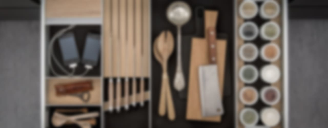 Designstudio speziell® КухняХранение