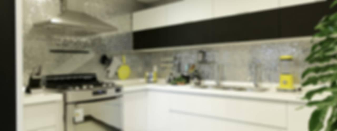 Cocinas modernas: Ideas, imágenes y decoración de Carlos Otávio Arquitetura e Interiores Moderno