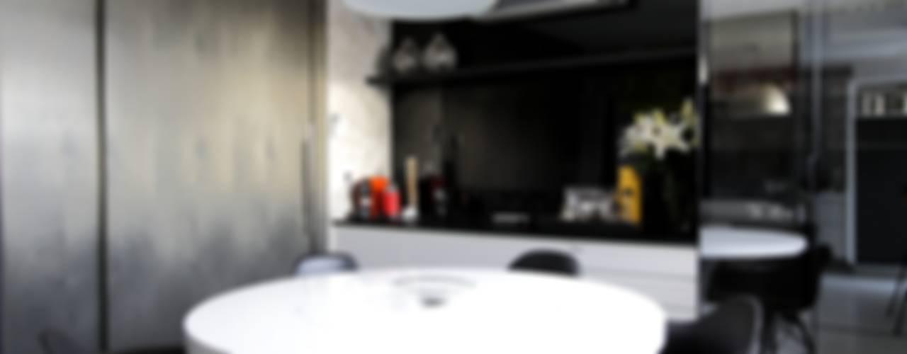 Кухни в . Автор – Carlos Otávio Arquitetura e Interiores, Классический