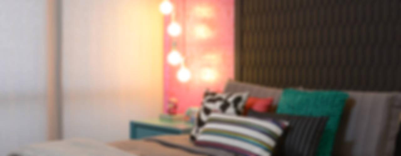 Apartamento St Paul de vence Quartos modernos por Carlos Otávio Arquitetos Moderno