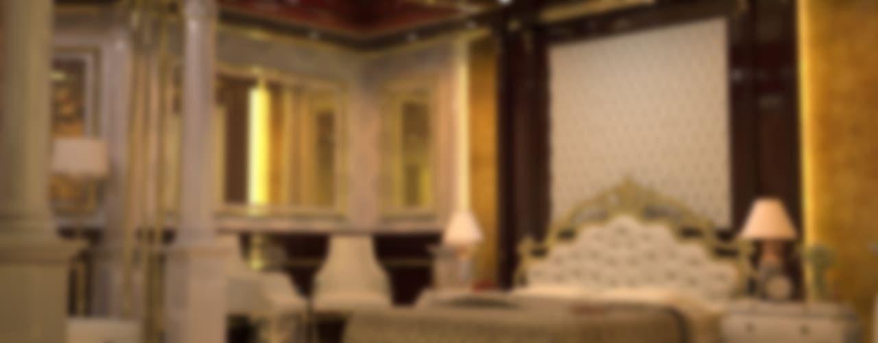 MHD Design Group – Master Bedroom:  tarz Yatak Odası,