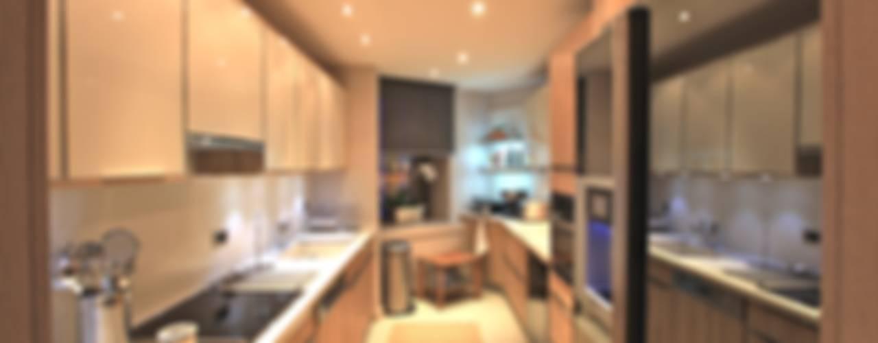 modern Kitchen by Kerim Çarmıklı İç Mimarlık