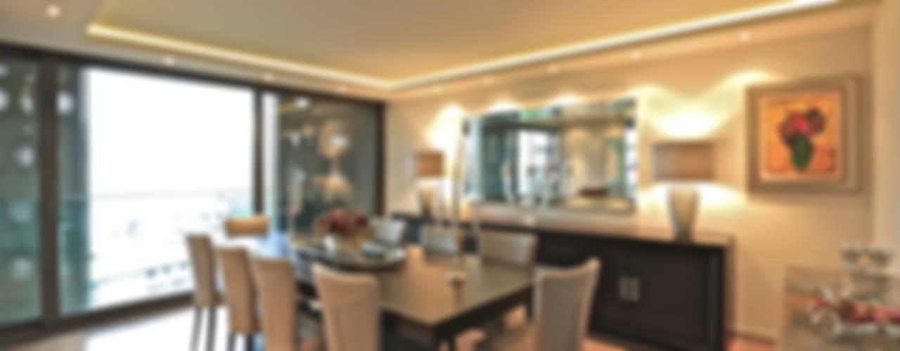 A.Y.G. ULUS SAVOY EVİ / A.Y.G. ULUS SAVOY HOUSE 2012 Modern Yemek Odası Kerim Çarmıklı İç Mimarlık Modern