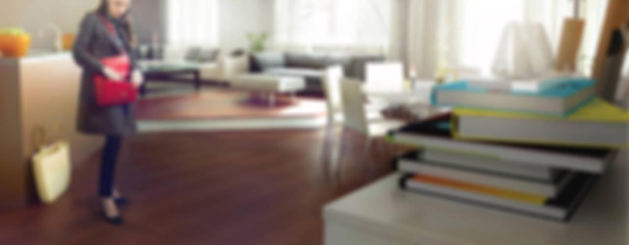 MHD Design Group – Private Villa_46:  tarz Oturma Odası
