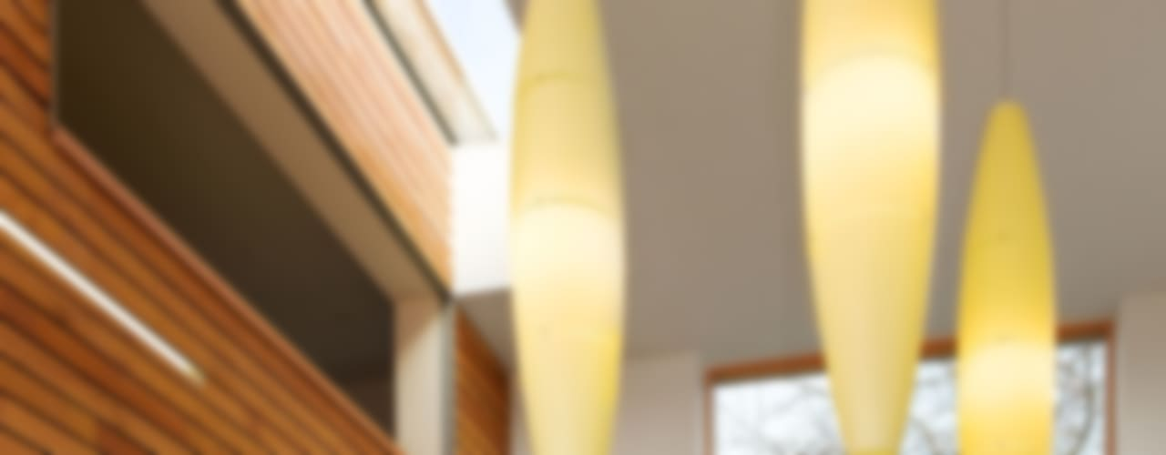 Meadowview Salones modernos de Platform 5 Architects LLP Moderno