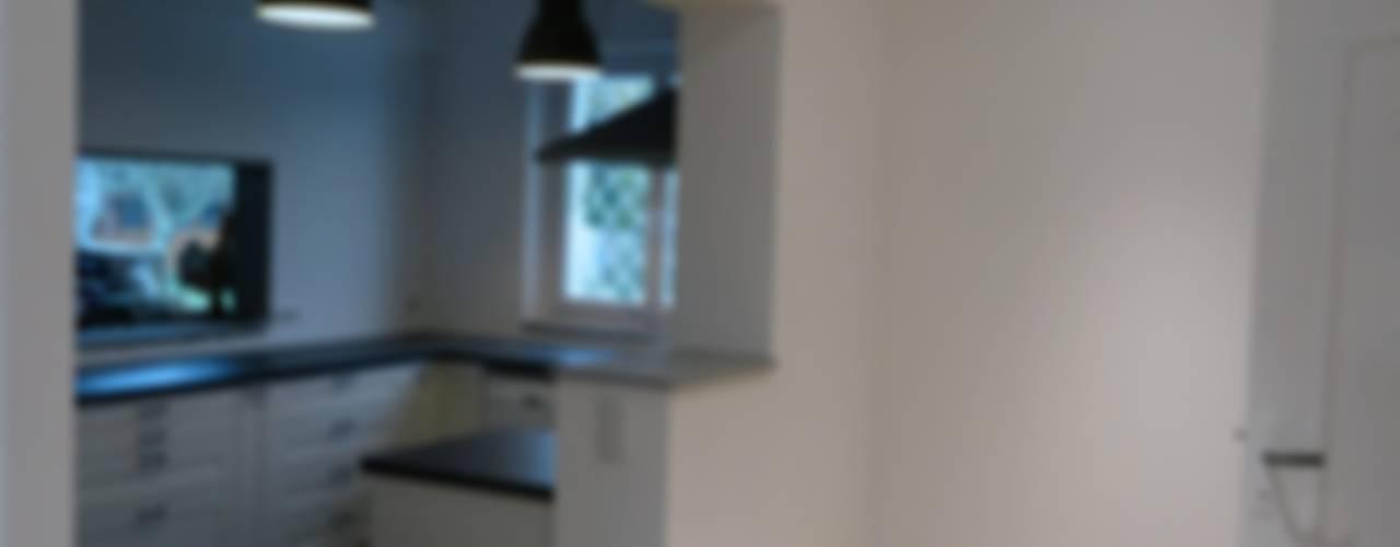 Dapur oleh Clemence de Mierry Grangé, Modern