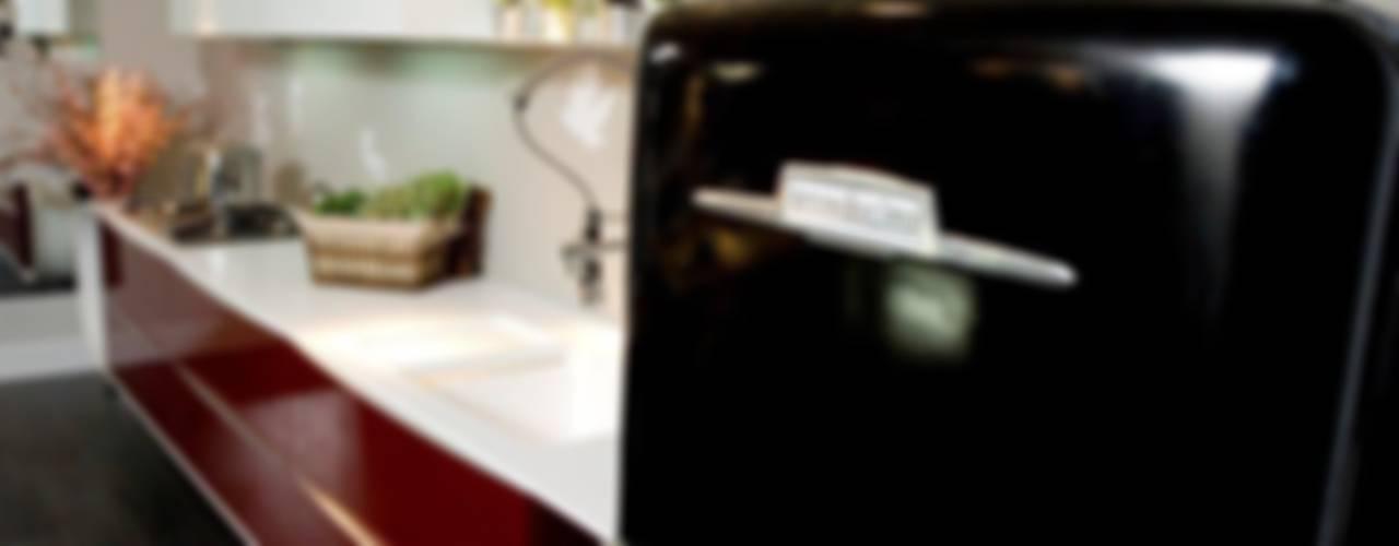 Cucina eclettica di ArchDesign STUDIO Eclettico