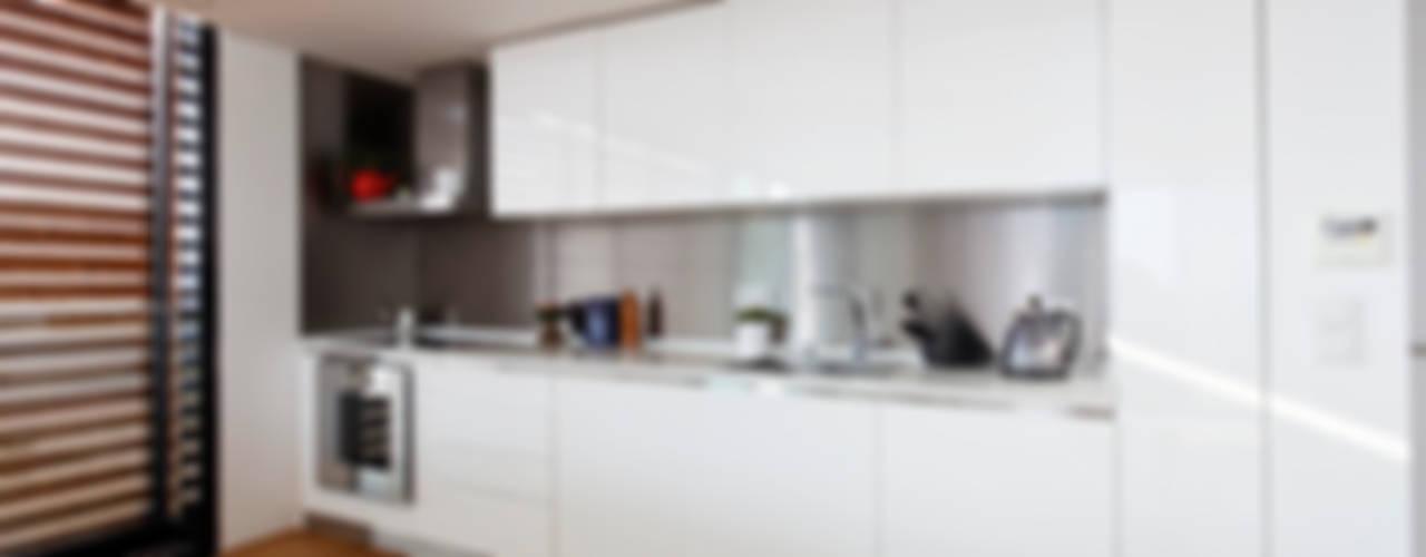TS EVI Endüstriyel Mutfak DICLE HOKENEK ARCHITECTURE Endüstriyel